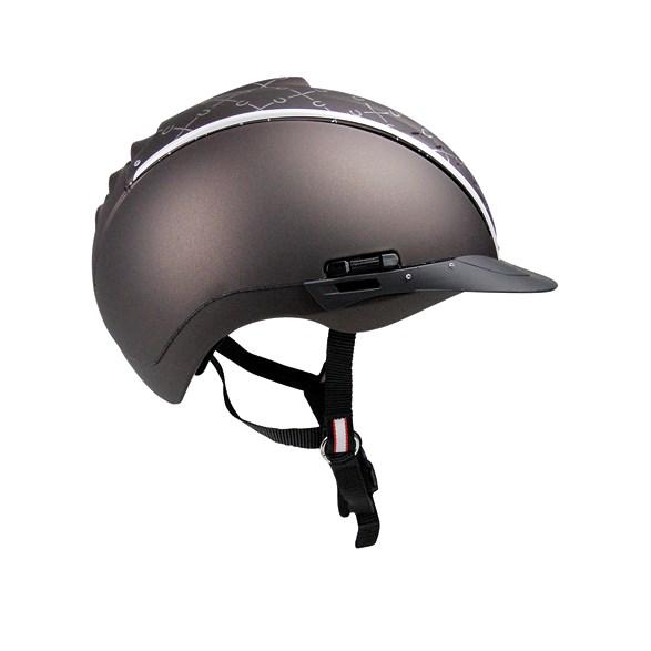 hjälm casco vg1 choice2 s brun titan 818e50d48f58f