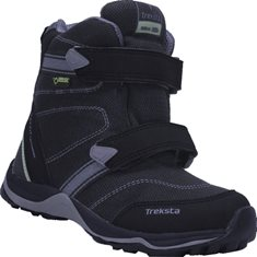 Känga Run High GTX Black/yellow