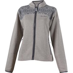 Jacka F.Fleece  Lt-grey