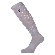 Ridstrumpa Dotty  Grey melange
