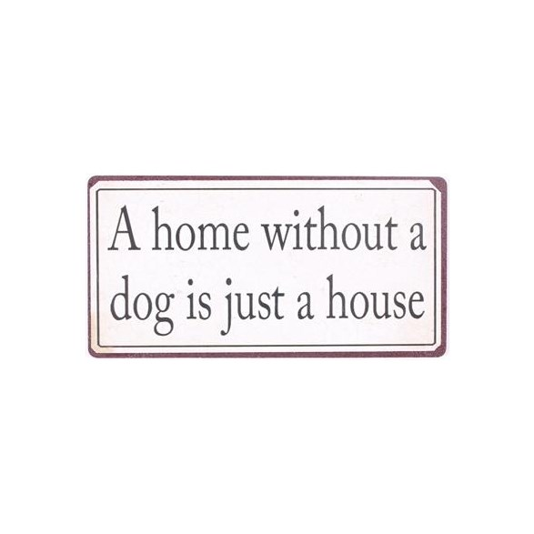 Magnet a home without a dog..