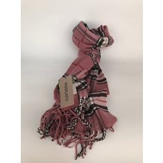 Scarf Acryl antique pink