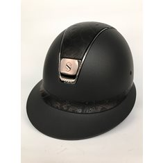 Hjälm Miss Shield  Black Flo/Flo/ Bl/+5/Bl