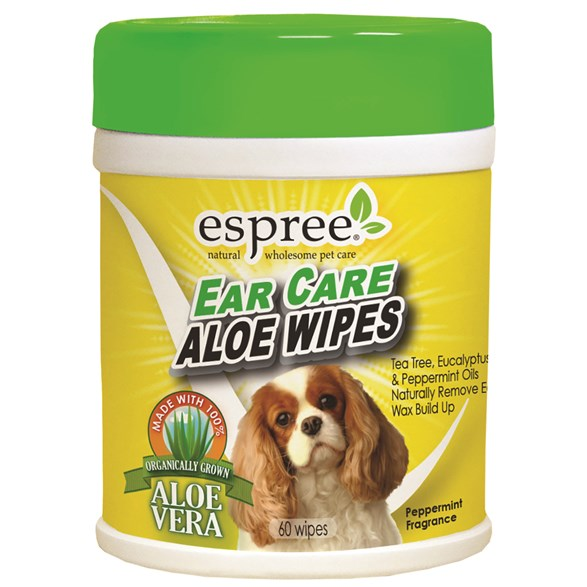 Öronrengöing Ear care wipes 60st