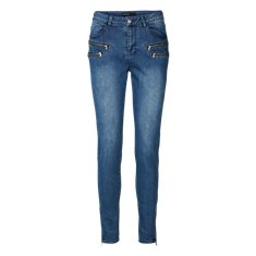 Byxa Aida  Medium blue denim