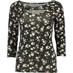 Top Joli  Black
