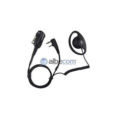 Mini Headset vinklad 3-pol