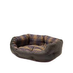 "Wax/Cotton Dog Bed 30"" L"