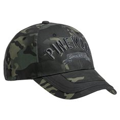Keps TC Camo Black jungle/black