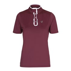 Tävlingstop Kural fringe Jr  Bordeaux