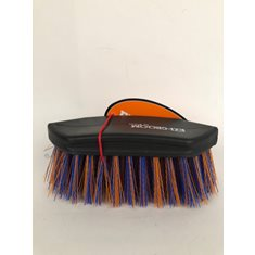 Dandyborste Ezi Shape up  Orange/blue