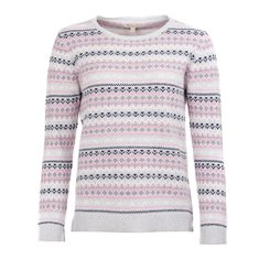 Tröja Roseberry knit  Blush pink