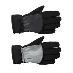 Handske Reflective JR Black